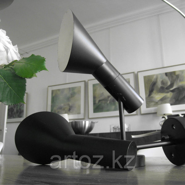 Настенная лампа AJ lamp wall (black) - фото 3