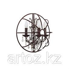 Настенная лампа Foucaults Orb Crystal lamp wall, фото 2