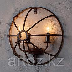 Настенная лампа Foucaults Iron Orb lamp wall, фото 3