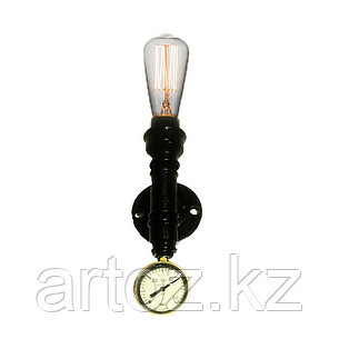Настенная лампа Industrial Pipe lamp wall-1 (№14), фото 2