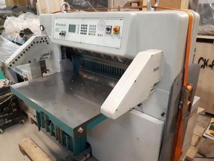 Бумагорезательная машина Perfecta 92 UC