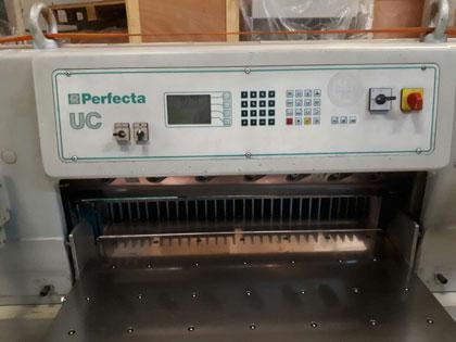 Бэушная бумагорезальная машина Perfecta 92 UC