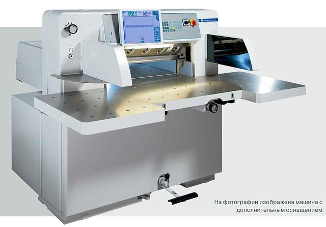Wohlenberg WB 76 / Perfecta 76 TS - бумагорезальная машина