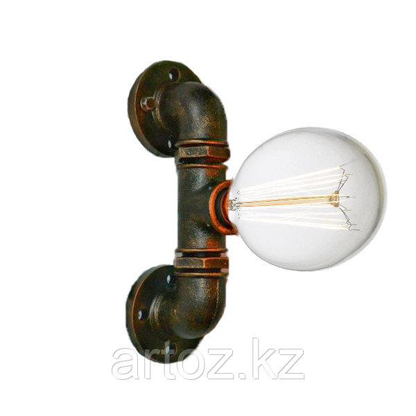 Настенная лампа Industrial Pipe lamp wall-1 M (№15)