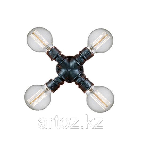 Настенная лампа Industrial Pipe Х- lamp wall S (№29)