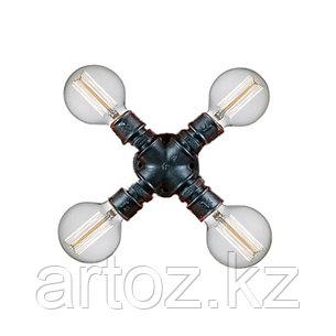 Настенная лампа Industrial Pipe Х- lamp wall S (№29), фото 2