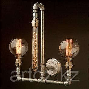 Настенная лампа Steampunk pipe-3M (№34), фото 2