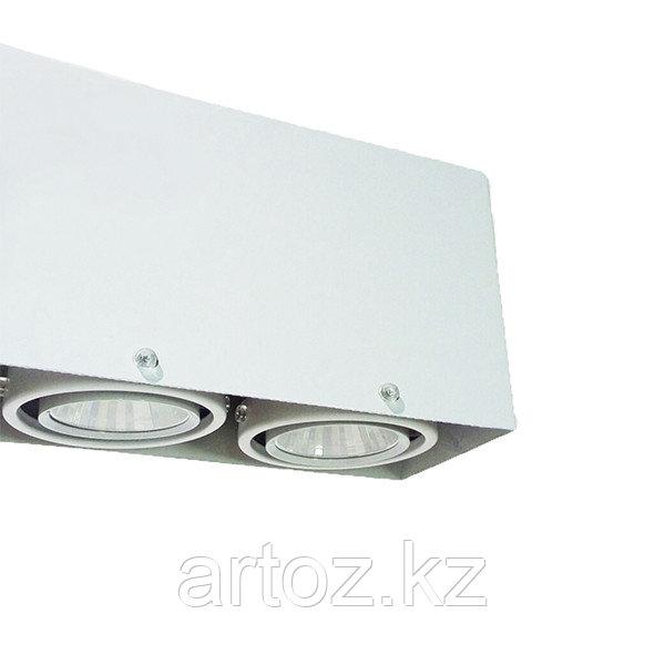 Светильник подвесной COB-MZ-162F Spot-2*5w,3000/6000К (white)
