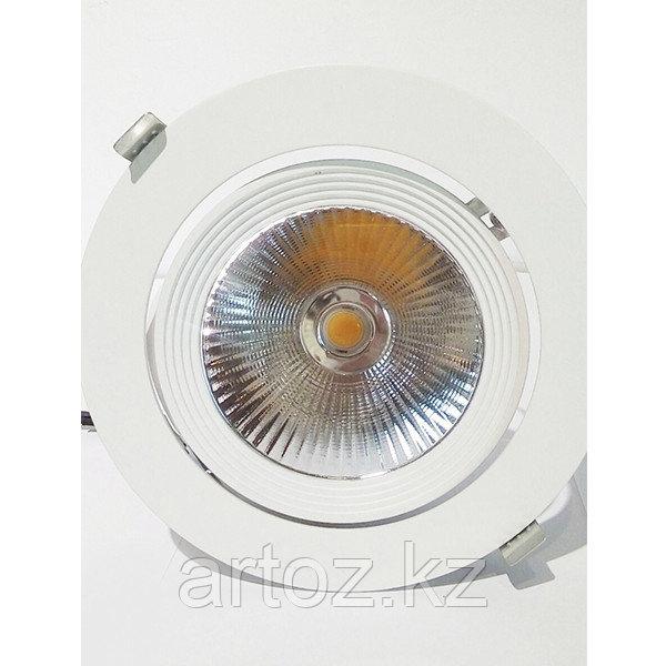 Светильник подвесной встраиваемый LED driver 20w,3000K (white)