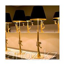 Напольная Лампа Gun lamp M-16, фото 3