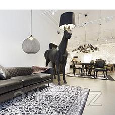 Напольная Лампа Horse lamp floor, фото 2