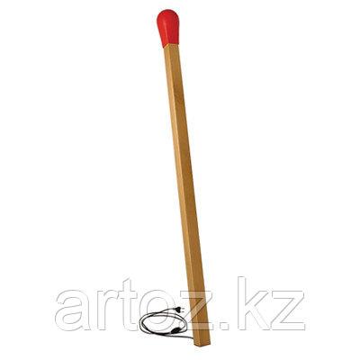 Напольная лампа Match lamp floor (red)