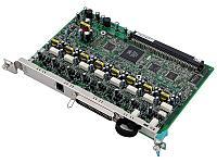 KX-TDA0170XJ Плата 8 гибридных внутренних линий