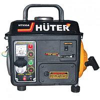 Портативный бензиновый электрогенератор HUTER HT950A (650Вт)