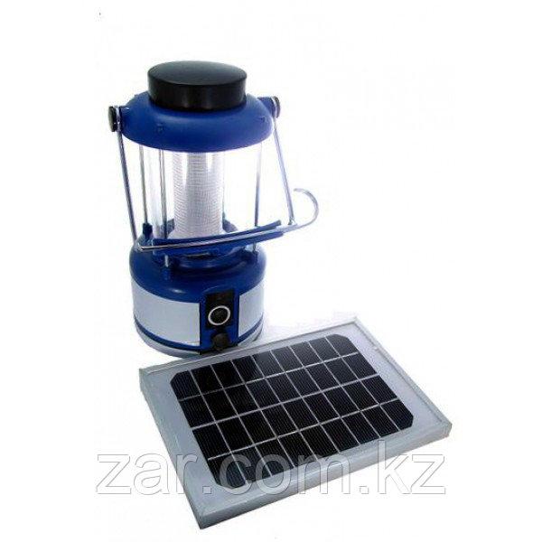 Солнечный кемпинг фонарь XD-209
