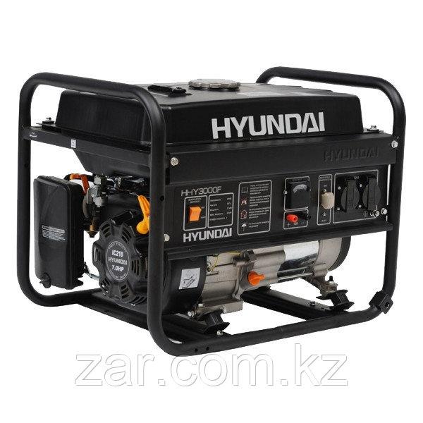 Бензиновый генератор HYUNDAI HHY 3000F 2,6кВт