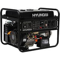 Бензиновый генератор Hyundai HHY 5000FE 4кВт