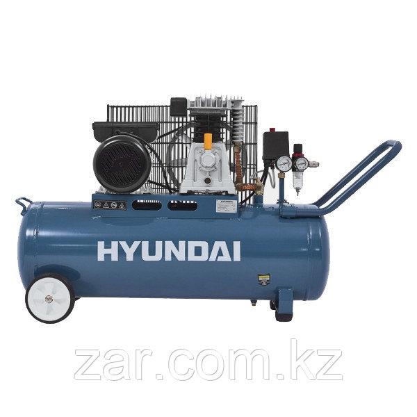 Ременной компрессор Hyundai HY 100