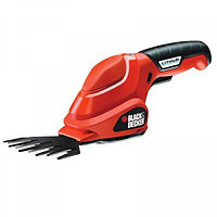 Аккумуляторные ножницы Black And Decker GSL200