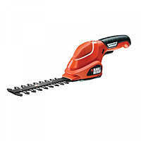 Аккумуляторные ножницы Black And Decker GSL300