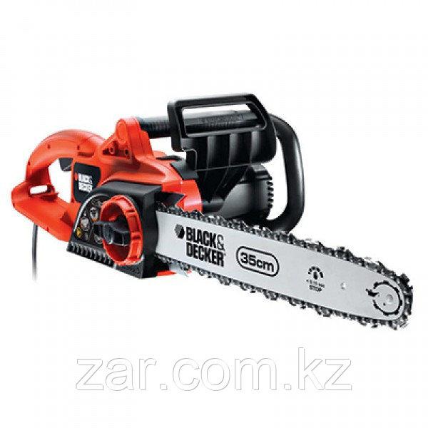 Электрическая цепная пила Black And Decker GK2235T