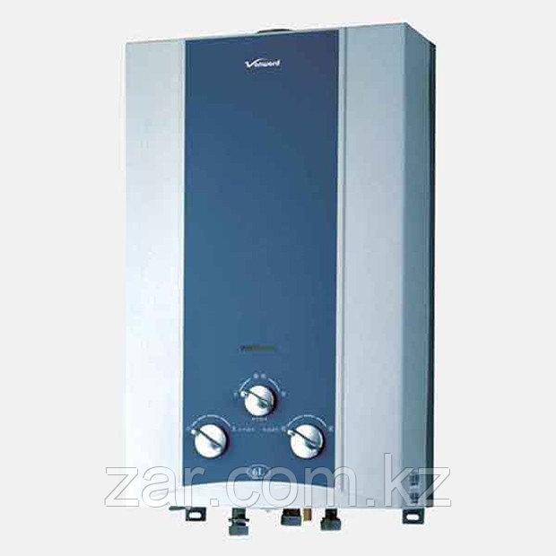Газовый проточный водонагреватель Келет JSQ12-6C