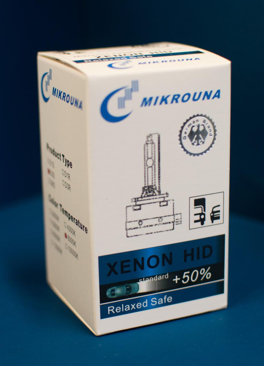 Ксеноновая лампа Mikrouna D1S