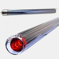 Трехслойная вакуумная трубка диаметром 58 мм