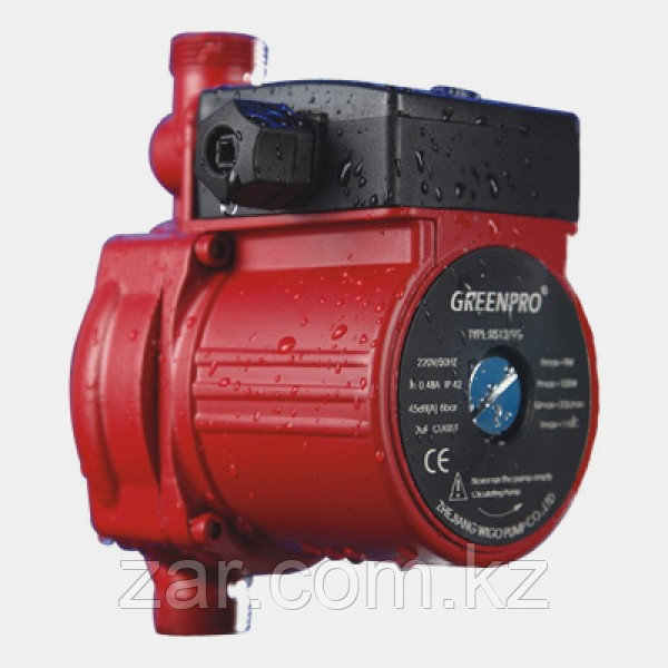 Циркуляционный насос - GREENPRO - RS12/9G