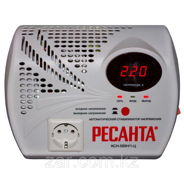Стабилизатор напряжения настенный Ресанта АСН-500Н/1-Ц