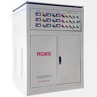 Ресанта АСН-100000/3-ЭМ Трехфазный электромеханический стабилизатор