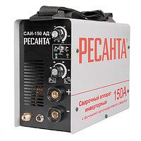 Сварочный аппарат инверторный Ресанта САИ 150АД аргонодуговой, сварочный инвертор