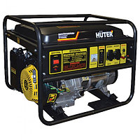 Электрогенератор HUTER DY6500L (5000Вт)