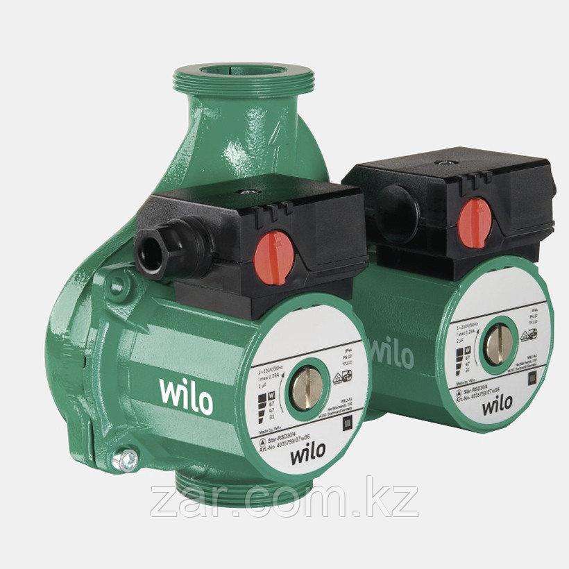 Сдвоенный циркуляционный насос Wilo Star-RSD 30/4 EM