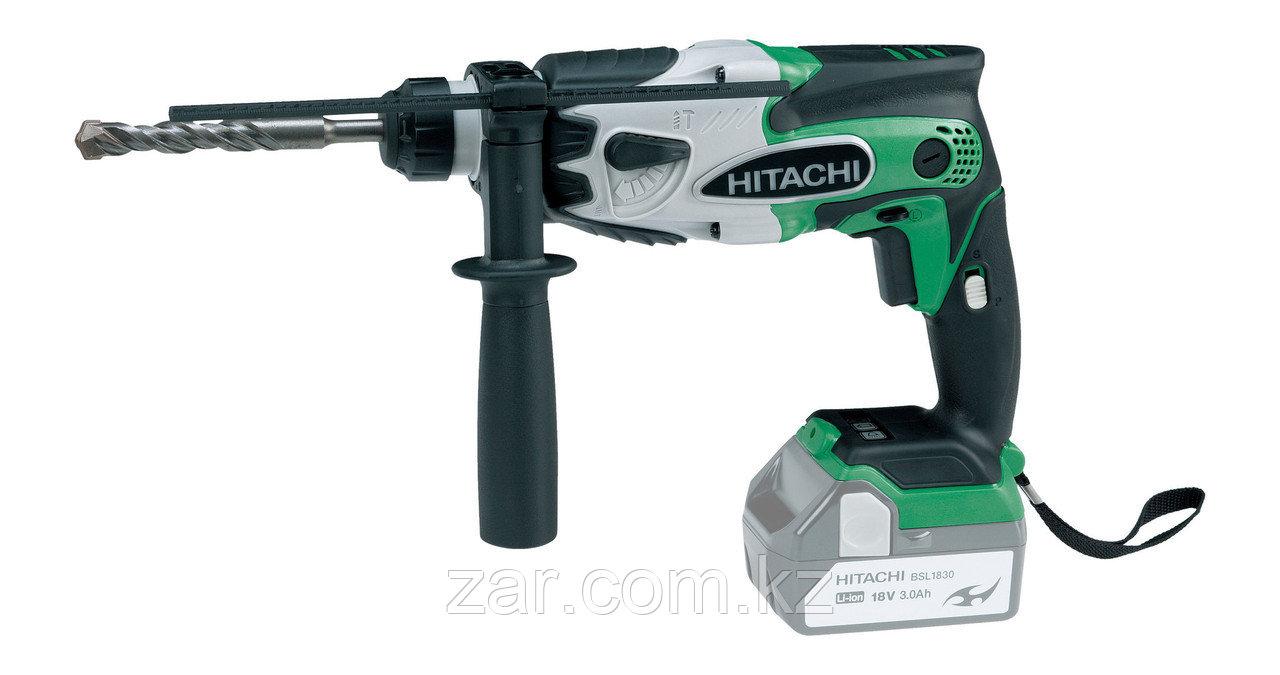 Аккумуляторный перфоратор HITACHI DH18DSLT4