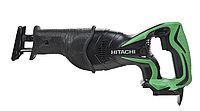 Аккумуляторная сабельная пила HITACHI CR18DSL