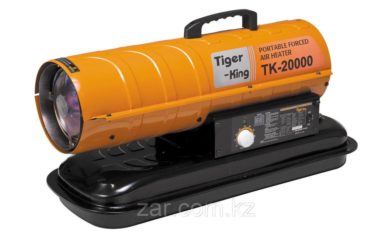Дизельная пушка Tiger-King TK20K (22 кВт)