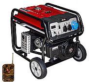 Электрогенератор бензиновый Senci SC8000-II