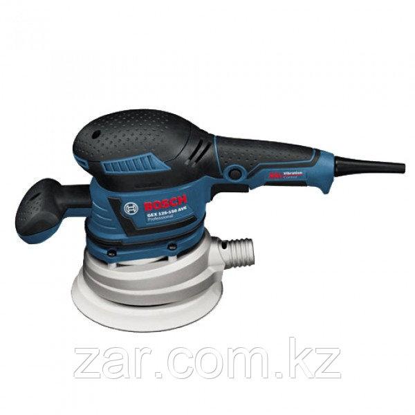 Эксцентриковая шлифовальная машина Bosch GEX 125-150 AVE 060137B102