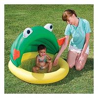 Надувной бассейн Bestway 52162 (114*74 см)