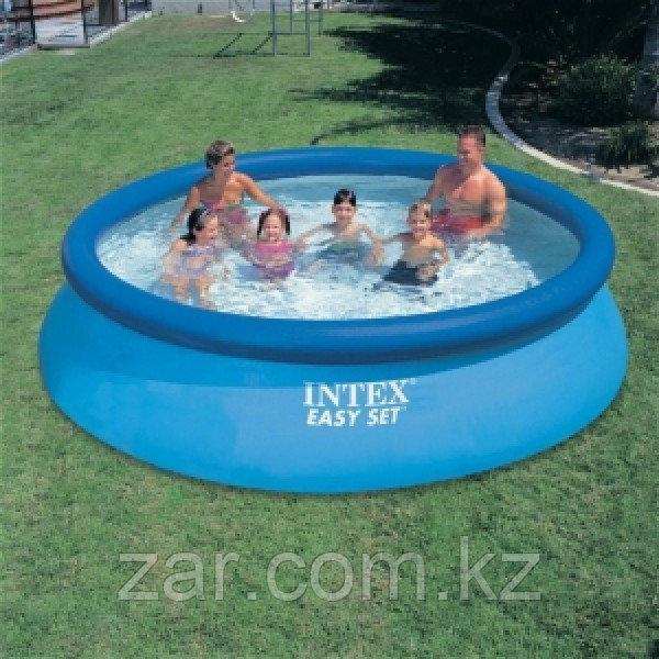 Надувной бассейн INTEX Easy Set Pool, 28130 (366*76 см)