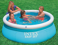 Надувной бассейн INTEX Easy Set Pool, 183х51см, от 3 лет 28101