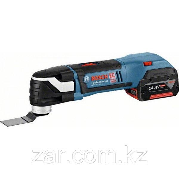 Аккумуляторный универсальный резак GOP 14,4 V-EC Professional