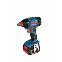 Аккумуляторный ударный гайковёрт GDX 14,4 V-LI Professional, фото 1