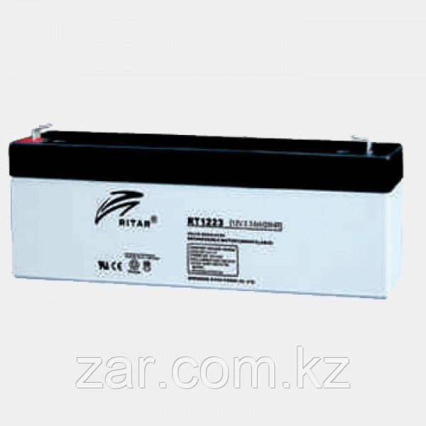 Аккумулятор Ritar RT1223(12В, 2.3Ач)