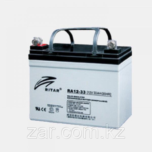 Аккумулятор Ritar RA12-33(12В, 33Ач)