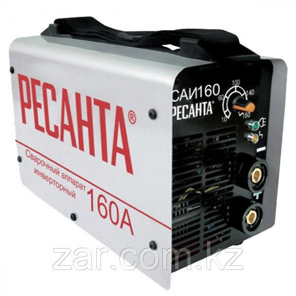 Сварочный аппарат инверторный Ресанта САИ 160, сварочный инвертор