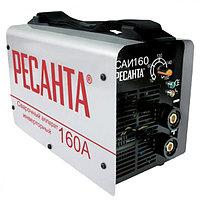 Сварочный аппарат инверторный Ресанта САИ 160ПН при пониженном напряжении, сварочный инвертор