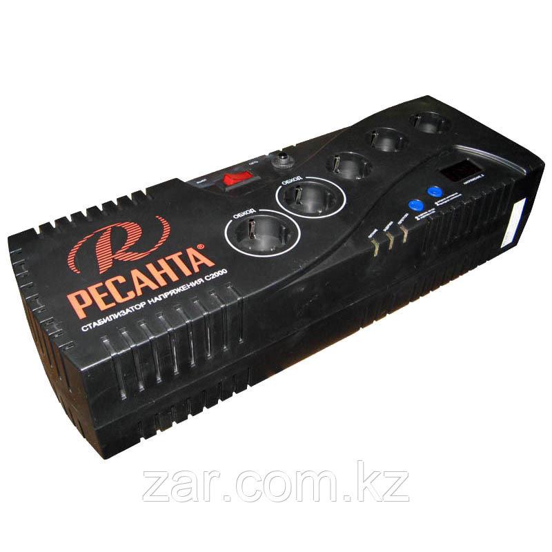 Однофазный цифровой стабилизатор РЕСАНТА С1500