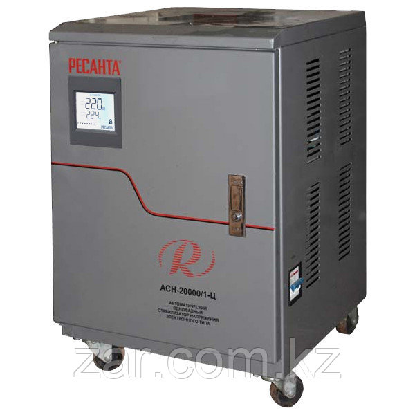 Ресанта АСН-20000/1-Ц Однофазный стабилизатор электронного типа